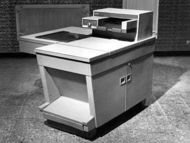 world's first plain paper photocopier